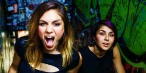 Krewella: Jahan (26, li.) und Yasmine Yousaf (23)