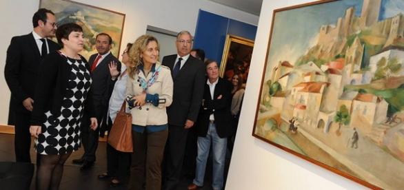 Museu foi inaugurado pela presidente da CCDRC