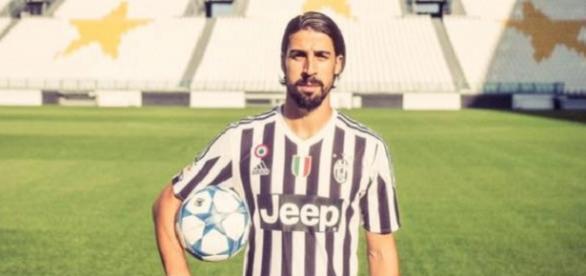 Sami Khedira fühlt sich bei Juventus Turin wohl