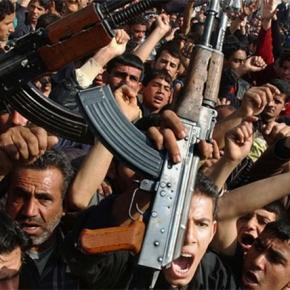 Estado Islâmico está preocupado com a nova ameaça.