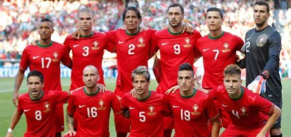 Portugal defronta esta noite Luxemburgo.