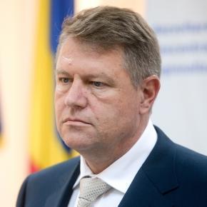 Klaus Iohannis, în vizită la Bratislava