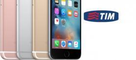 Offerte Tim per iPhone 6S. Interessanti aggiornamenti dal mondo della telefonia