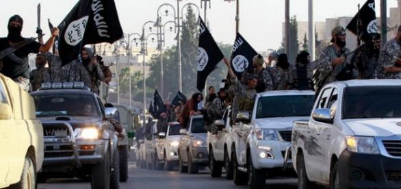 Jihadistii din Statul Islamic, din Siria