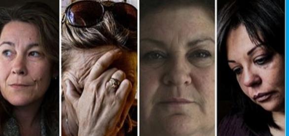 Mamele teroriștilor cu dramele lor