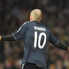 Arjen Robben vor dem Abflug bei Bayern München?