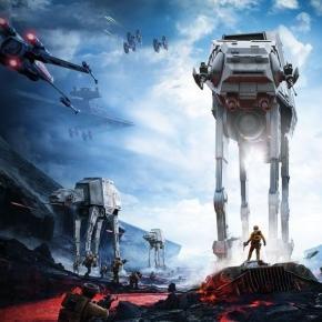 The 'Star Wars Battlefront' Beta version