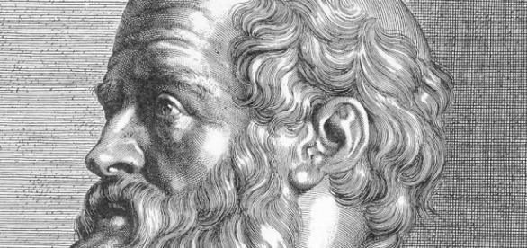 Hipócrates, o grego pai da medicina