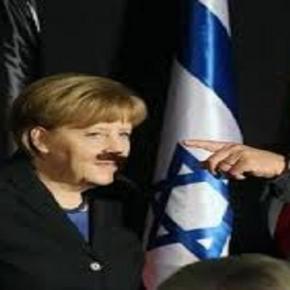 Angela Merkel zdradza swój naród?