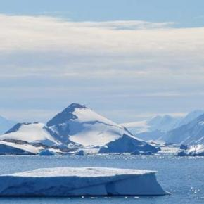Antarctica gained over 100 billion tons of ice.