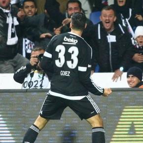 Mario Gomez stürmt für Besiktas Istanbul