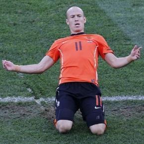 Arjen Robben bald bei Manchester United?