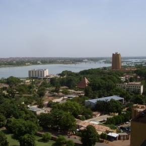 Bamako - największe miasto i stolica Mali