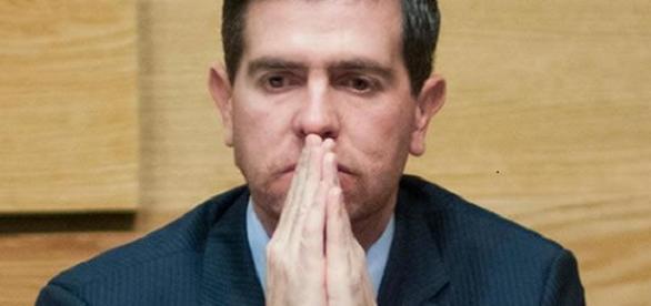Alfredo Castillo, presidente de la Conade.