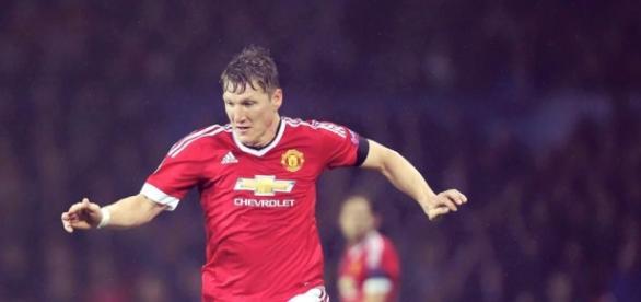 Bastian Schweinsteiger bei Manchester United