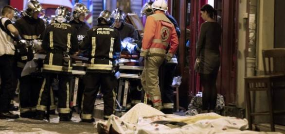 Paris Attack ISIS Claimed Responsibility