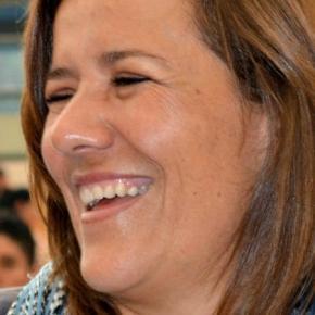 Fotografía: Archivo Mitzi Vera. Margarita Zavala
