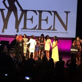 Images from the 2015 WEEN award in NYC
