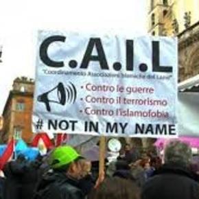 Protest włoskich muzeumanów w Rzymie