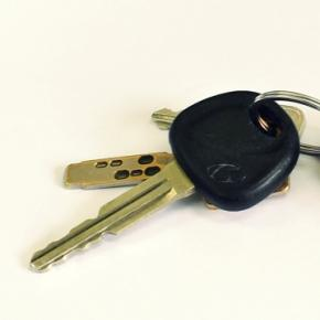 Nie pozwól odebrać sobie kluczyków.