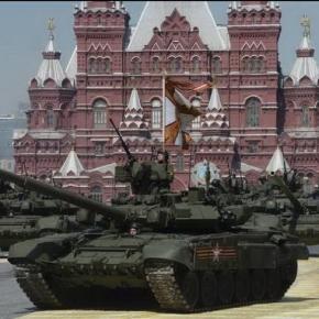 Armata Rusiei luptă impotriva ISIS