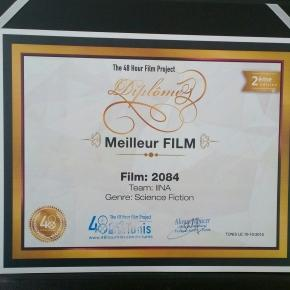 best short movie at the 48 hour film project