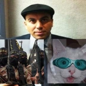 Mafia italiană, pisicile şi Anonymous versus ISIS