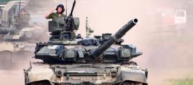 Carri T-90 di Putin in Siria, abbattuto Su-24 russo dalla contraerea turca
