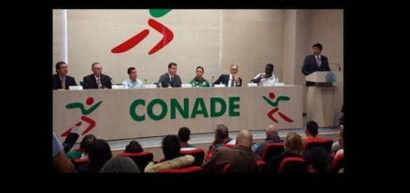Alfredo Castillo, Director de la CONADE.