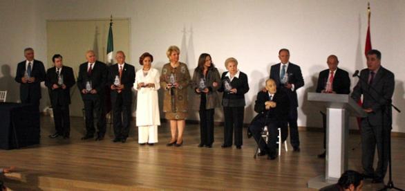 Reconocimiento a trayectoria de libaneses