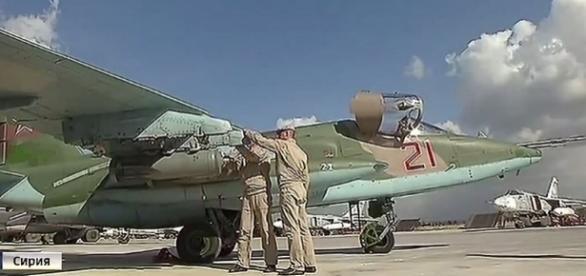 Su-24. Taki samolot został dzisiaj zestrzelony.