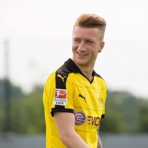 Marco Reus fühlt sich beim BVB wohl
