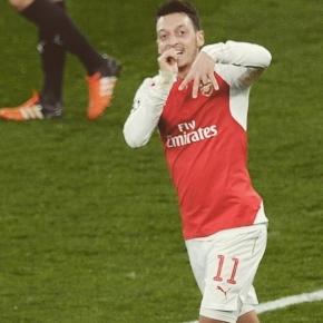 Mesut Özil in der Form seines Lebens