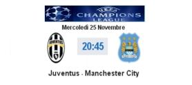 Juventus - Manchester City 1-0: gol, video highlights e sintesi
