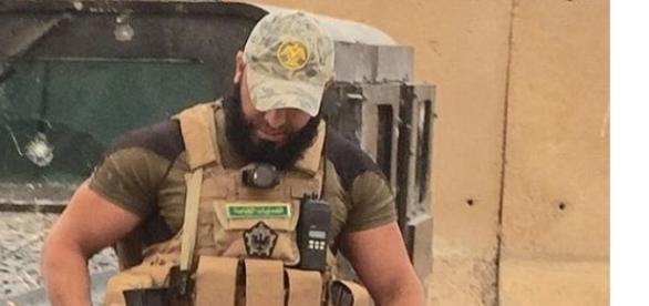 Luptătorul care ucide membrii ISIS