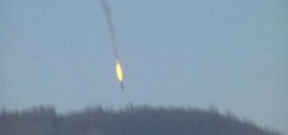 Türkei schießt russischen Kampfjet ab