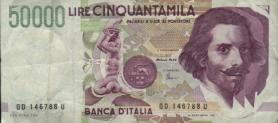 Avete in casa la vecchia banconota da 50mila lire? Ecco perché vale una fortuna