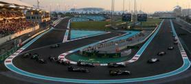 Formula 1: al via l'ultima gara ad Abu Dhabi