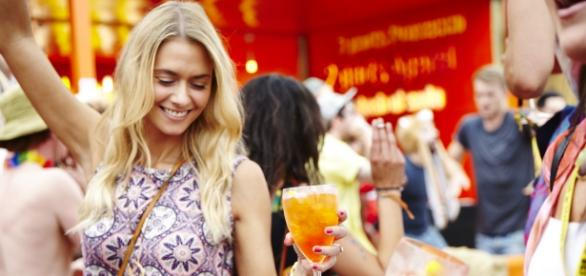 Prosecco Spritz cocktail experience