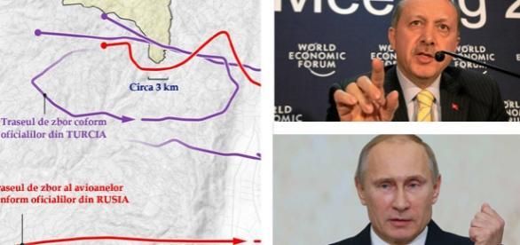 Tensiune şi ameninţări între Rusia şi Turcia