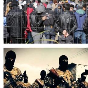 Centrele de refugiaţi pepiniere de luptători ISIS