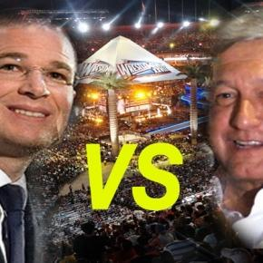 Ricardo Anaya vs Lopez Obrador