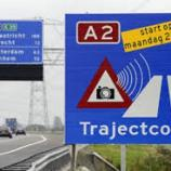 Kontrola odcinkowa na A2 do Amsterdamu-autoweek.nl