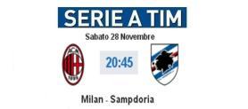 Milan - Sampdoria 4-1: tutti i gol, video highlights e sintesi