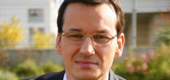 Mateusz Morawiecki, wicepremier i minister rozwoju