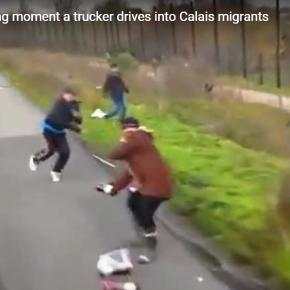 Momentul în care imigrantii riposteaza