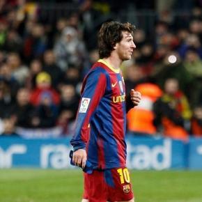 Die ewigen Rivalen Messi und Ronaldo