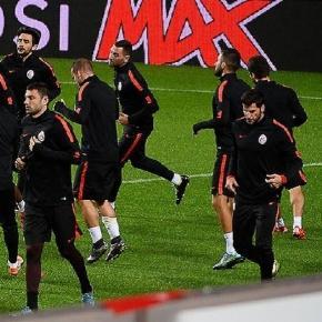 Galatasaray will einen Sieg gegen Benfica