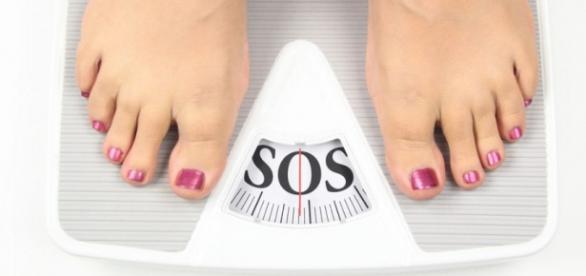 Balança é vista como uma inimiga dos anoréticos.