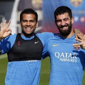 Arda Turan glücklich beim FC Barcelona